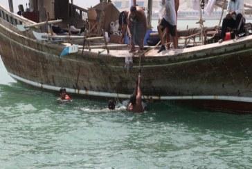 البحث عن الثراء في أعماق البحار.. أحفاد الخليجيين يُحيون مهنة أجدادهم