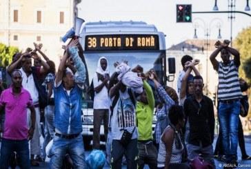 اللاجئون في إيطاليا ينتابهم القلق من الحكومة الجديدة
