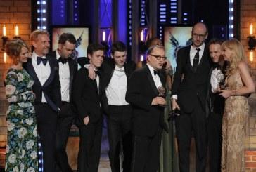 """""""هاري بوتر"""" تفوز بجائزة أفضل مسرحية في حفل توزيع جوائز توني"""