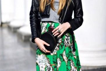 ثلاثة حيل بسيطة تساعدك لارتداء التنورة الطويلة حسب الموضة