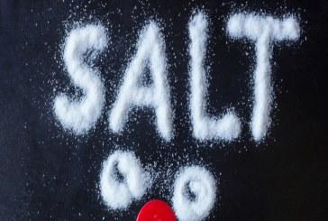 دراسة جديدة تؤكد أن تقليل الملح ضارٌ أيضاً