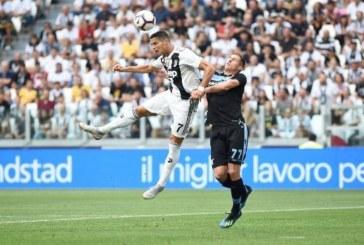 رونالدو يواصل الصيام في ثاني مباراته مع  فريق يوفنتوس