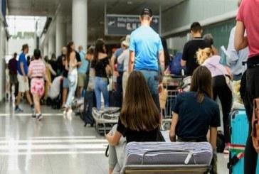 إلغاء رحلات  32 ألف مسافر جواً بسبب شخص واحد
