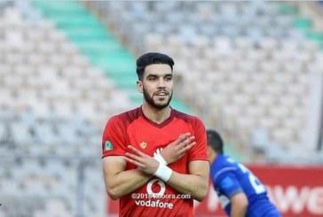 وليد أزارو يوقع الهدف رقم 500 لفائدة الأهلي المصري في البطولات الإفريقية