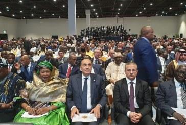 رئيس مجلس النواب يمثل الملك محمد السادس في حفل تنصيب الرئيس السنغال