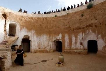 سكان الكهوف في تونس يرفضون الإنتقال لمساكن عصرية جديدة