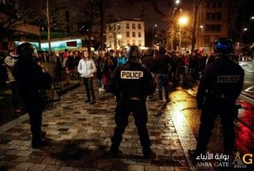 الشرطة الفرنسية تفرق احتجاجا طلابيا في جامعة السوربون