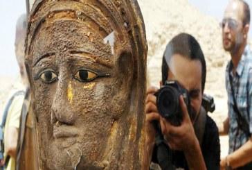 """اكتشاف """"معمل تحنيطٍ"""" فرعوني عمره 2500 سنة بالقرب من الأهرامات المصرية"""