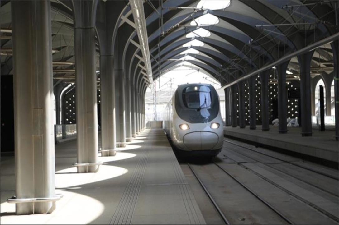 قطار الحرمين السريع يصل مرحلته الأخيرة لتسهيل حركة الحجاج