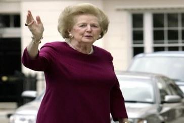 """وثائق جديدة تكشف جانباً """"رقيقاً"""" لرئيسة وزراء بريطانيا مارغريت تاتشر"""