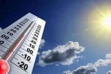 موجة حرارة مرتفعة ابتداء من اليوم الأربعاء إلى غاية يوم السبت
