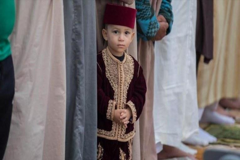 """""""الحولي"""" """"والجلباب"""" سيدا """"العيد الكبير"""" في المدن المغربية"""