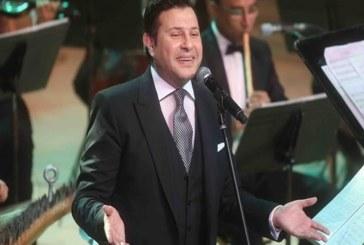 هاني شاكر يفتتح مهرجان القلعة للموسيقى والغناء في القاهرة
