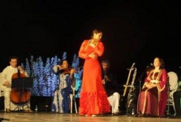 افتتاح الدورة التاسعة عشر لمهرجان وليلي الدولي لموسيقى العالم التقليدية