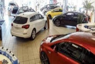 قطاع السيارات .. ارتفاع بنسبة 4.86 بالمائة في مبيعات السيارات الجديدة