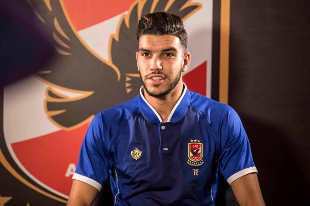 الأهلي يحذر وليد أزارو قبل مغادرة الفريق إلى المغرب