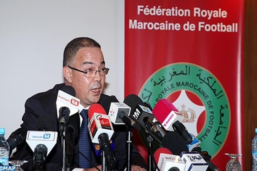 الجامعة الملكية لكرة القدم تعاقب فريقا الوداد والجيش الملكي