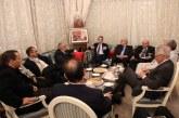 رئيس الحكومة يستقبل وفدا من مؤسسة «محمد عابد الجابري»