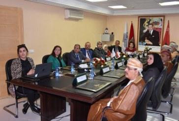 مجموعة الصداقة البرلمانية العمانية المغربية تلتقي بجهة طنجة الحسيمة