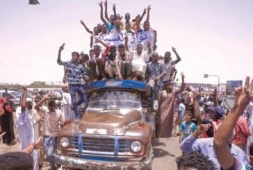 السودان : حراك السودان و«العسكري» يقتربان من اتفاق