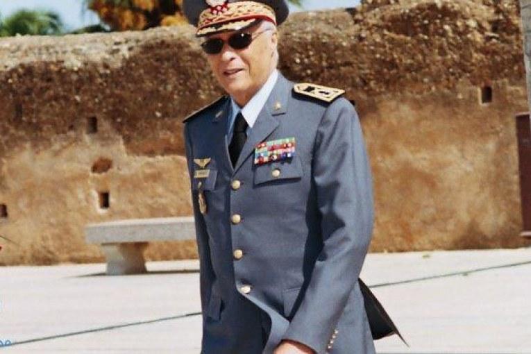 شخصيات تاريخية من مدينة الجديدة : الجنرال دوكور درمي حسني بنسليمان