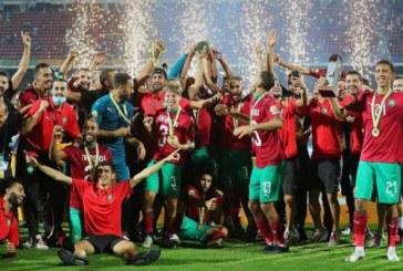 المنتخب المغربي يحافظ على لقبه بطلاً لأمم إفريقيا للاعبين المحليين