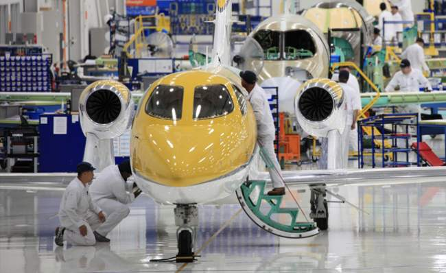 المغرب يقترب من زعامة الشرق الأوسط لصناعة الطيران